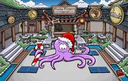 Christmas Party 2008 Ninja Hideout