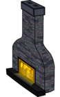 Cozy Fireplace sprite 010