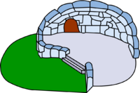 Igloo Buildings Sprites 21