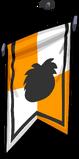 Orange Banner sprite 001