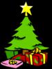 Small Christmas Tree sprite 009
