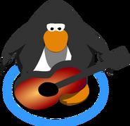 Acoustic Sunburst Guitar IG