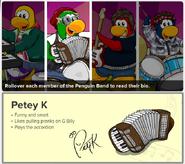 Petey K Bio