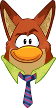 Nick Wilde Mask icon