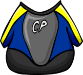 Wetsuit clothing icon ID 239
