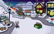 Holiday Party 2010 Ski Village