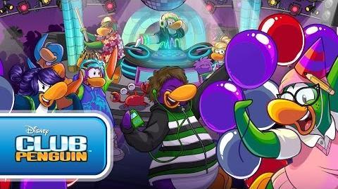 Happy Anniversary Club Penguin!
