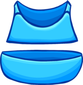 Aqua Bikini clothing icon ID 273