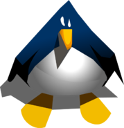 Experimental Penguins Penguin Sprite