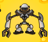 Robot Uncolored