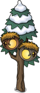 Wilds Puffle Treehouse In-Game
