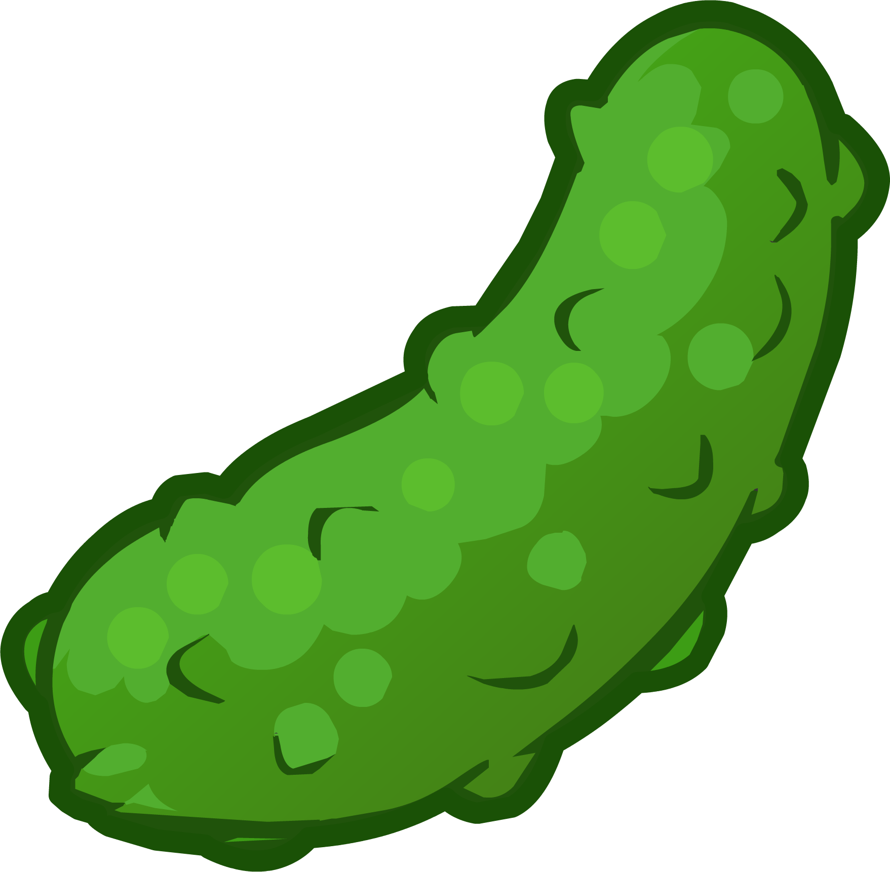 Pickle Slice Coloring Page - 2018 images & pictures - Pickle ...