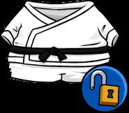 White Gi unlockable icon