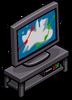 Black TV Stand sprite 043