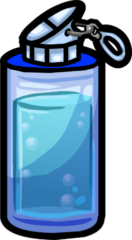 File:Blue Water Bottle icon.png