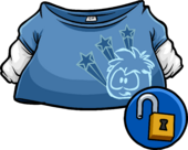 Puffle Skate Shirt clothing icon ID 14364