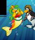 Mer-penguins card image
