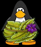 Flower Palm Dress PC