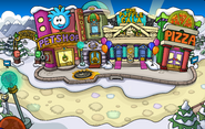 Puffle Party 2015 Plaza