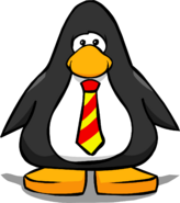 Striped Tie PC