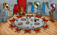 Medieval Party 2009 Pizza Parlor
