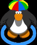 Umbrella Hat 2