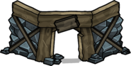 Abandoned Mine Entrance sprite 001