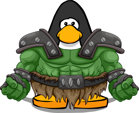 File:Armored Ogre Costume from a Player Card.png