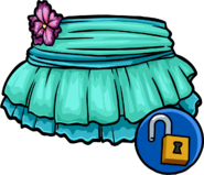 Pastel Petal Dress unlockable icon