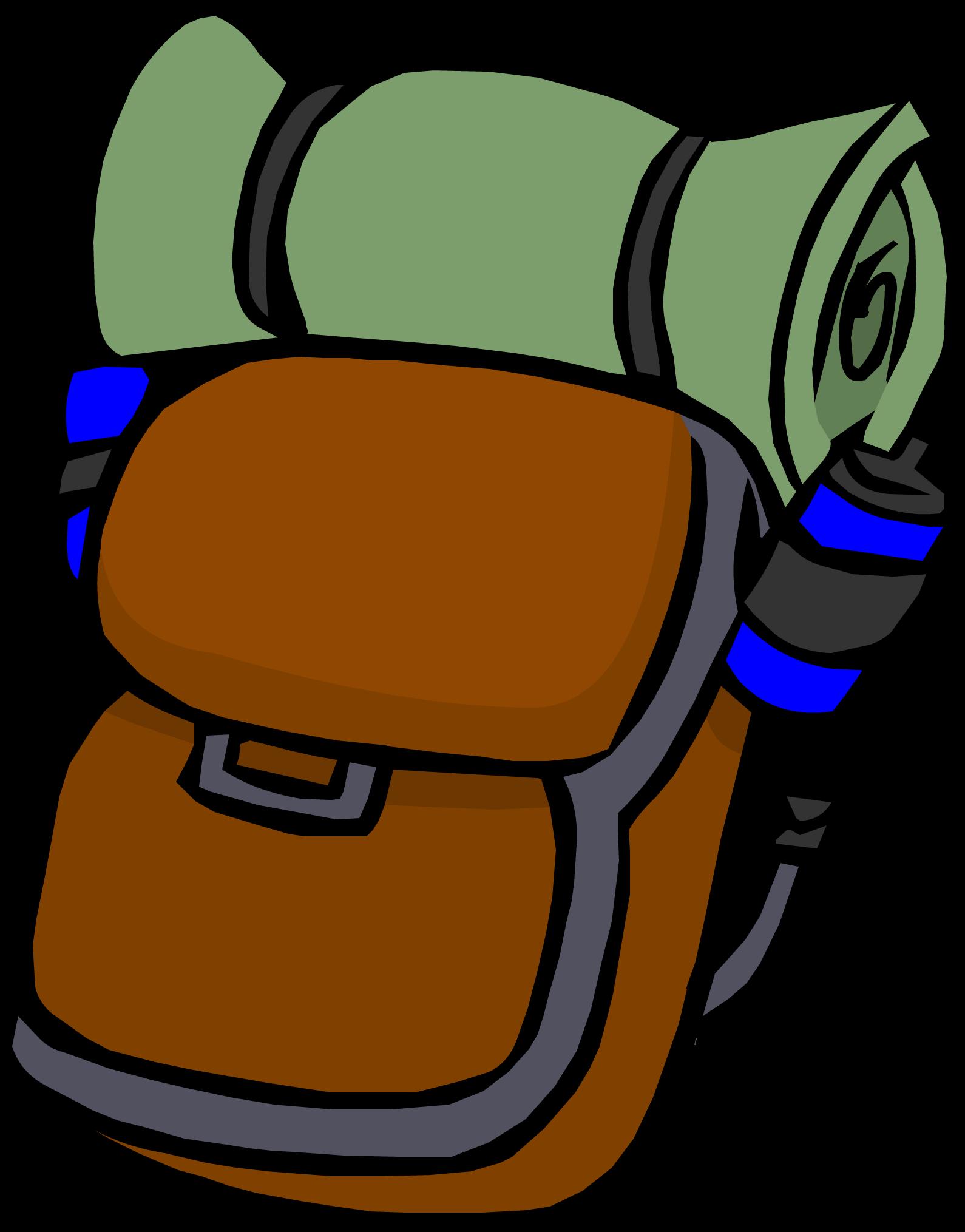 Hiking Backpack Club Penguin Wiki Fandom Powered By Wikia
