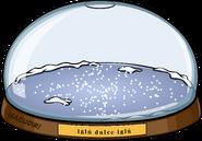 Snowglobe igloo in-game es