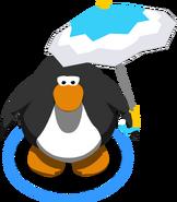 Cloudy Umbrella in-game
