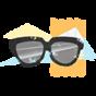 Decal Sunglasses icon