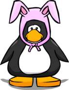 Pink Bunny ears 1