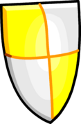 Yellow Shield