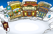 Rockhopper's Quest Plaza