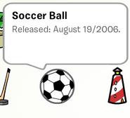 SoccerBallStampbook