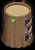 Stump Bookcase sprite 049