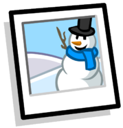 Snowman Background clothing icon ID 940