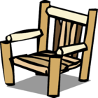 Log Chair sprite 002