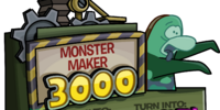 Monster Maker 3000