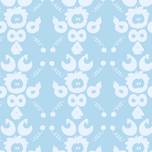 Puffle Print Background photo