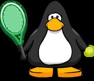 Tennis Gear Playercard