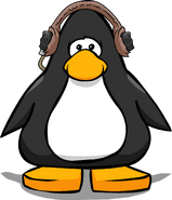 Rocky Headphones from a Player Card