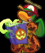 Rookie Halloween