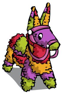 Resultado de imagen para piñata png