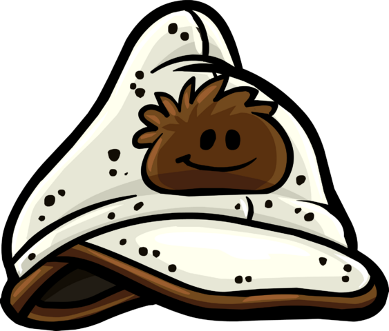 File:Brown Puffle Hat.png