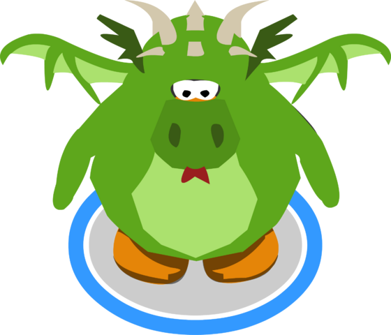 File:Green Dragon Costume ingame.PNG