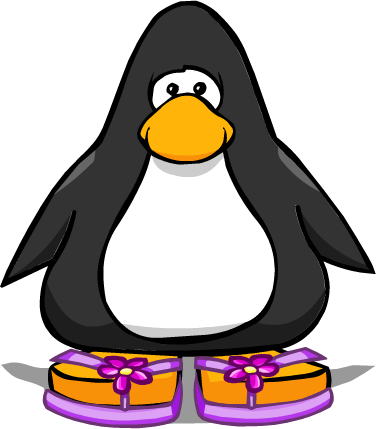 File:Purple Flower Sandals from a Player Card.png