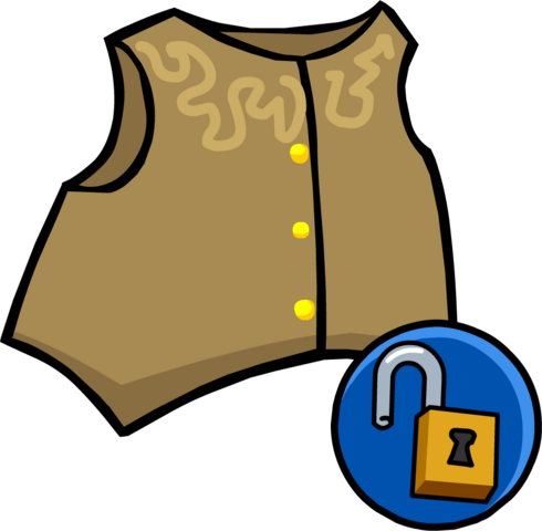 File:Cowboy Vest clothing icon ID 10217.PNG